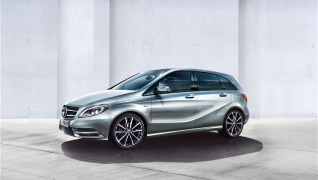 Mb a class and b class limited edition launch on 24th june for 2014 mercedes benz b class