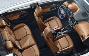2016 Chevrolet Cruze Interior Cabin