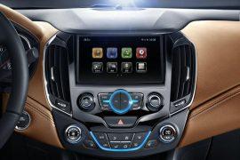 2016 Chevrolet Cruze Interior Centre Console