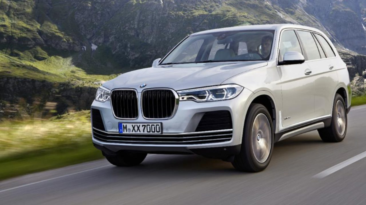 2018 Bmw X7 Release Date Price Launch In India Spy Images News