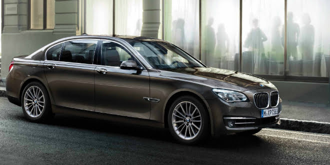 The Special Edition BMW 7-Series Signature Launched