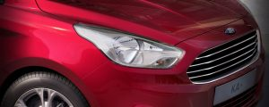 Ford Ka+ Headlight