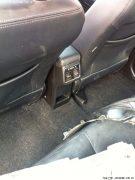 Maruti Suzuki Ciaz aka Suzuki Alivio Interior Rear Cabin AC Vent