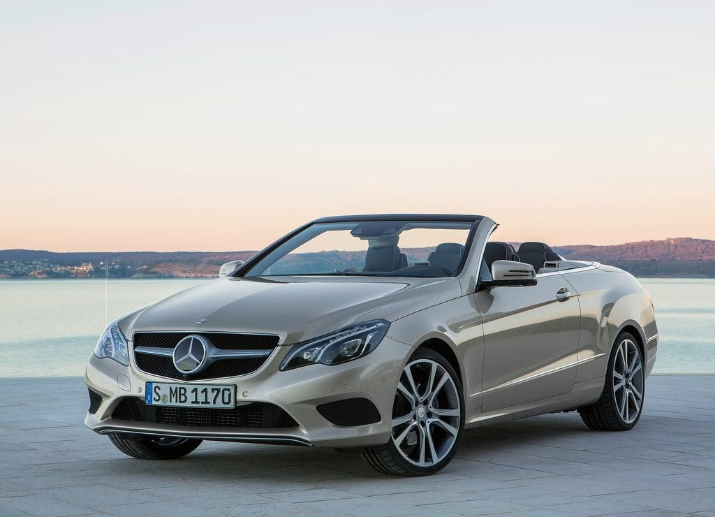 Mercedes benz e class cabriolet india launch by end 2014 for 2014 mercedes benz e350 price