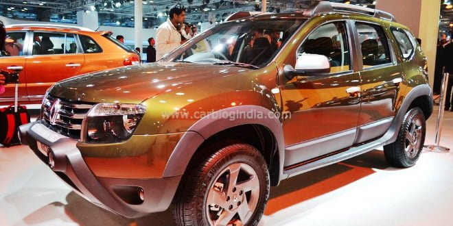 Renault Duster Adventure 85 RxE Edition Launched