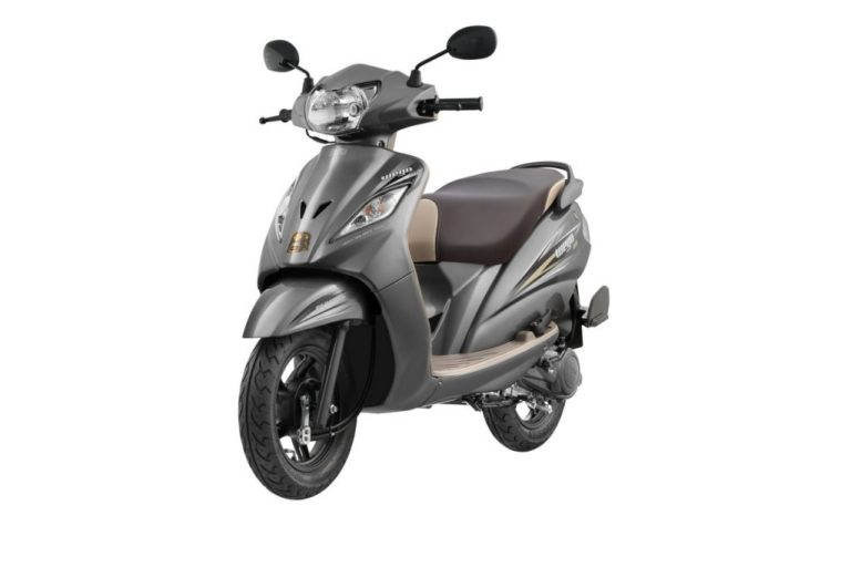 2017 TVS Wego Gets Sync Brake System (SBS) as Standard Feature!