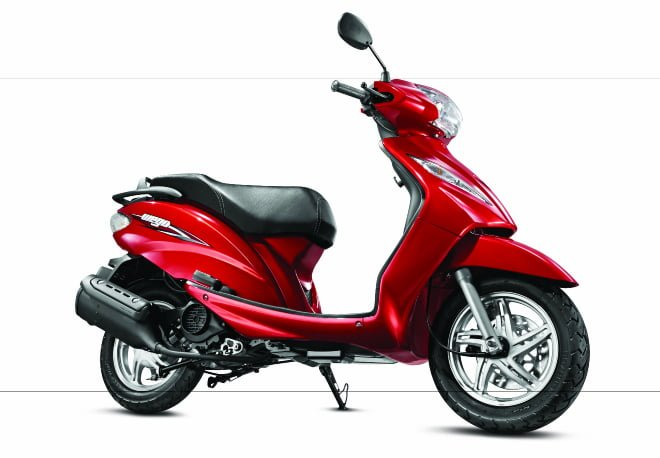 Launched: The New TVS Wego