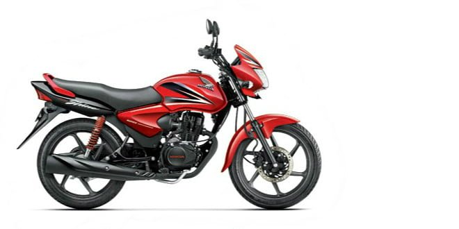 2014 Honda CB Shine Launched