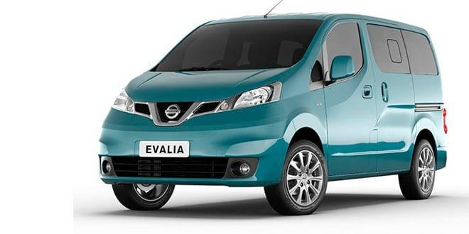 2014 Nissan Evalia Facelift Featured Image