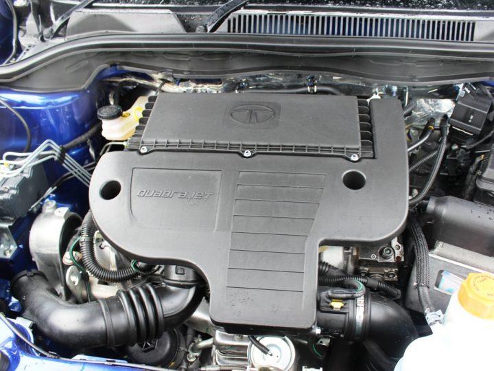 2014 Tata Zest 1.3-L Quadrajet Diesel Engine