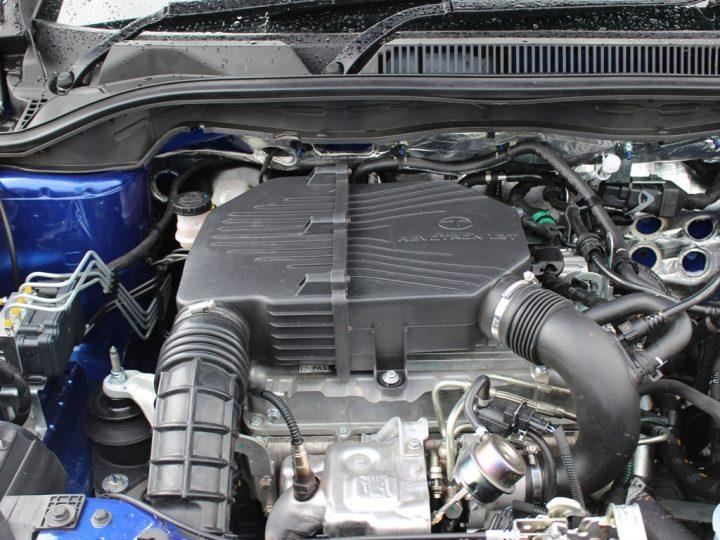 2014 Tata Zest Revotron 1.2T Engine