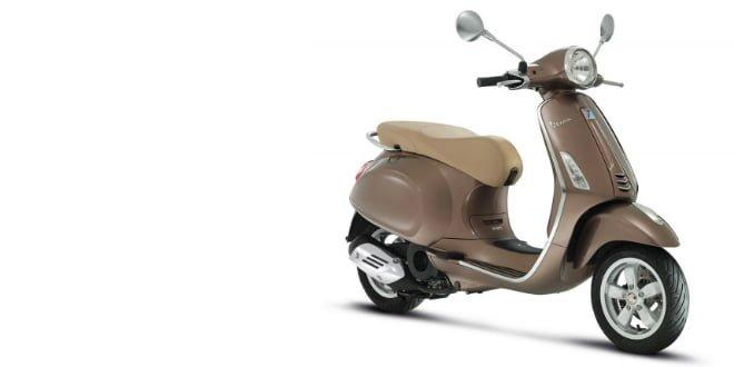 Piaggio To Reveal Piaggio Vespa Elegante On 16th September 2014