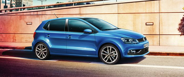 2014 Volkswagen Polo Facelift For India