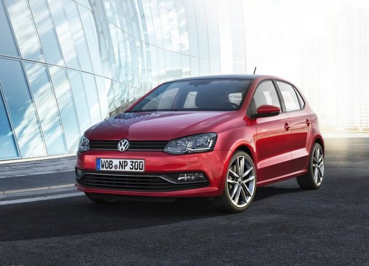 2014 Volkswagen Polo Front Left Quarter