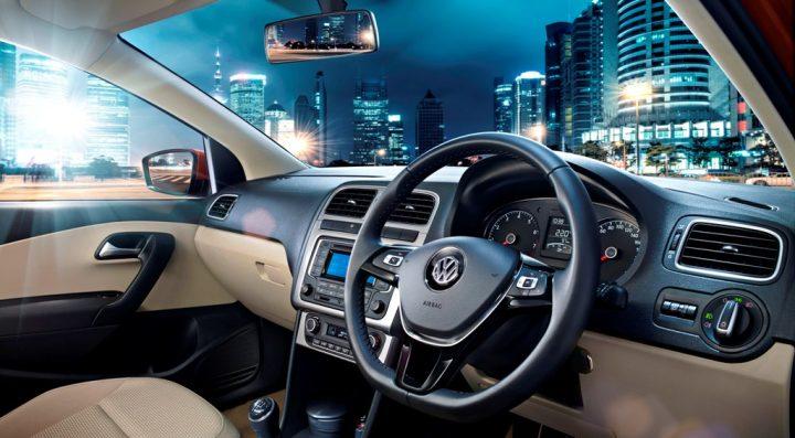 2014 Volkswagen Polo Interior Dashboard
