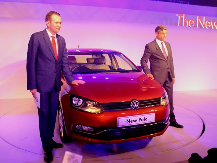 2014 Volkswagen Polo Launch