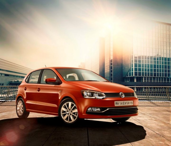 2014 Volkswahen Polo Front Right Quarter