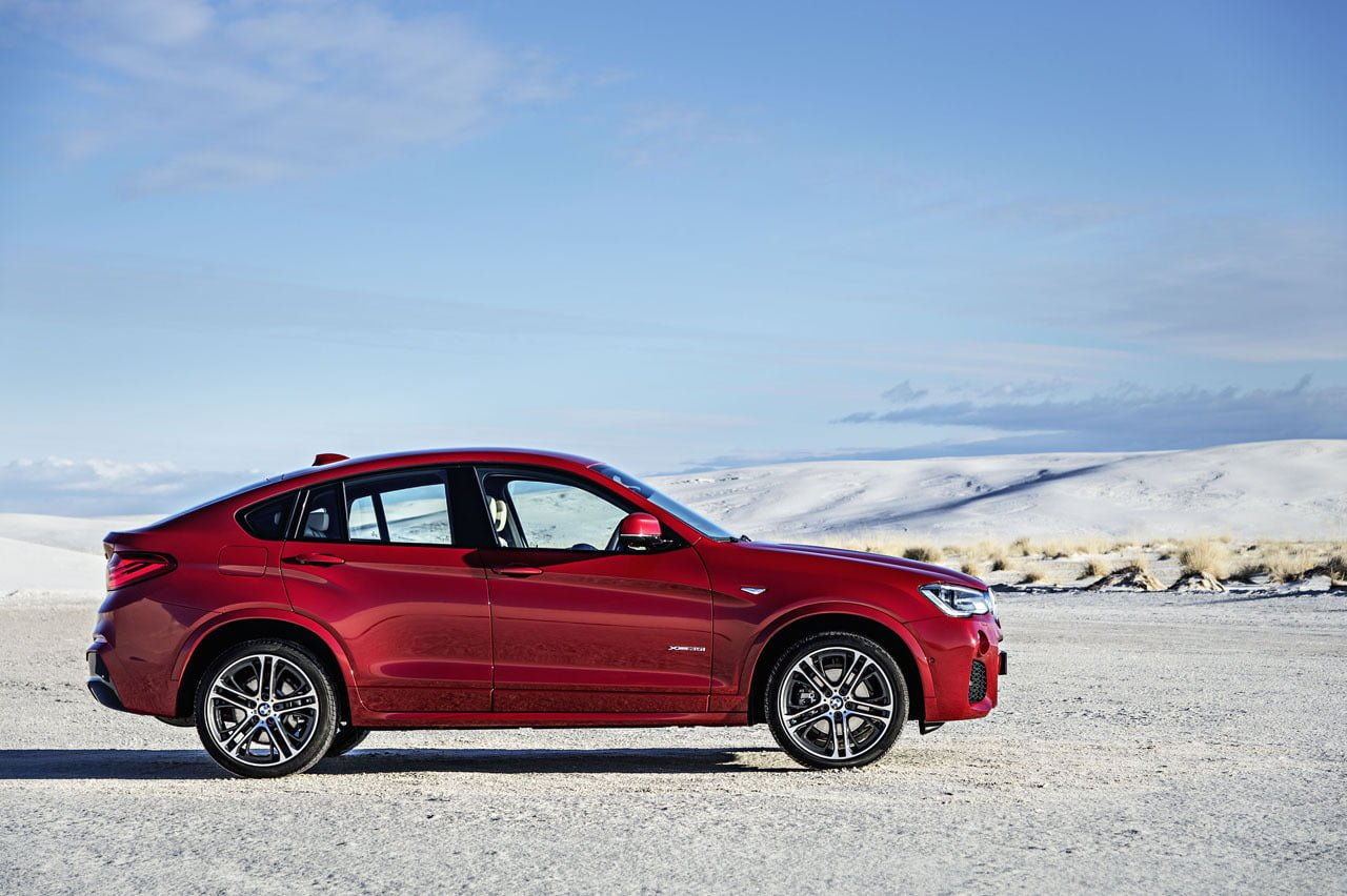 The New 2015 Bmw X4 Indian Debut Expected In 2015