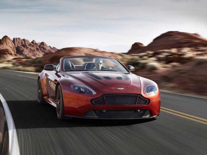 Aston Martin Vantage S roadster (2)