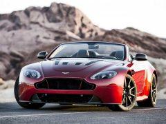 Aston Martin Vantage S roadster (3)