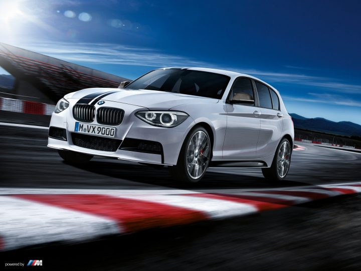BMW 1-Series M Performance Edition Front Left Quarter
