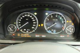 BMW ActiveHybrid 7 Interior Instrument Cluster
