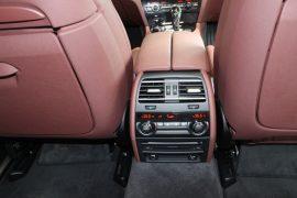 BMW ActiveHybrid 7 Interior Rear AC Unit