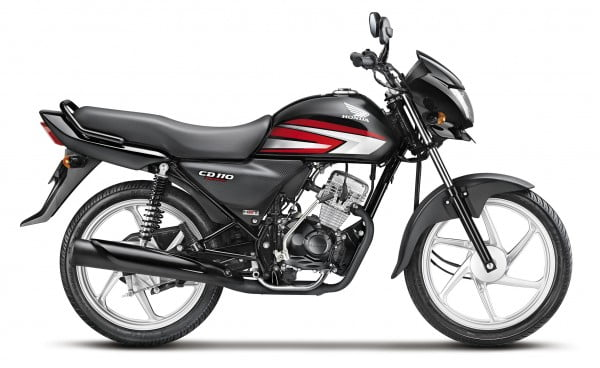 Honda Dream CD 110 Right Side