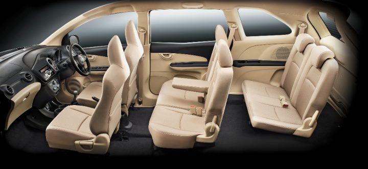 Honda Mobilio Interior Cabin Left Side
