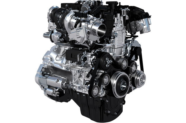 Jaguar-Land Rover's Ingenium Engine Family: In Detail