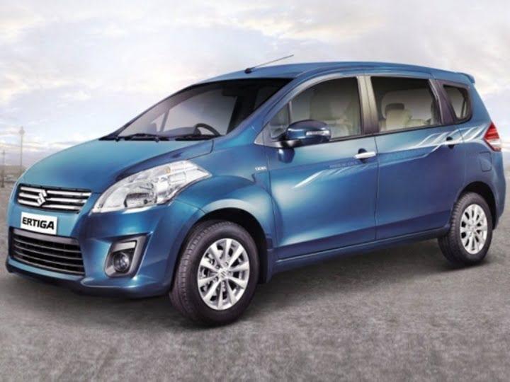 Maruti Suzuki Ertiga Limited Edition Front Left Quarter