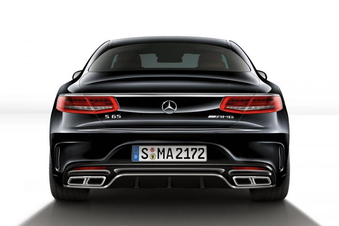 Mercedes-Benz S65 AMG Coupe Price Revealed
