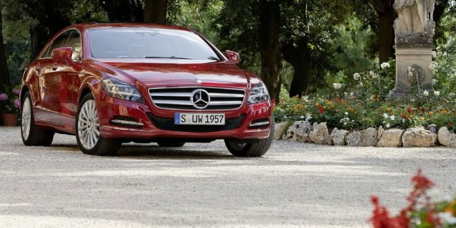Mercedes-Benz CLS 350 Launched In India, Introductory Price Of Rs. 89.9 Lakh