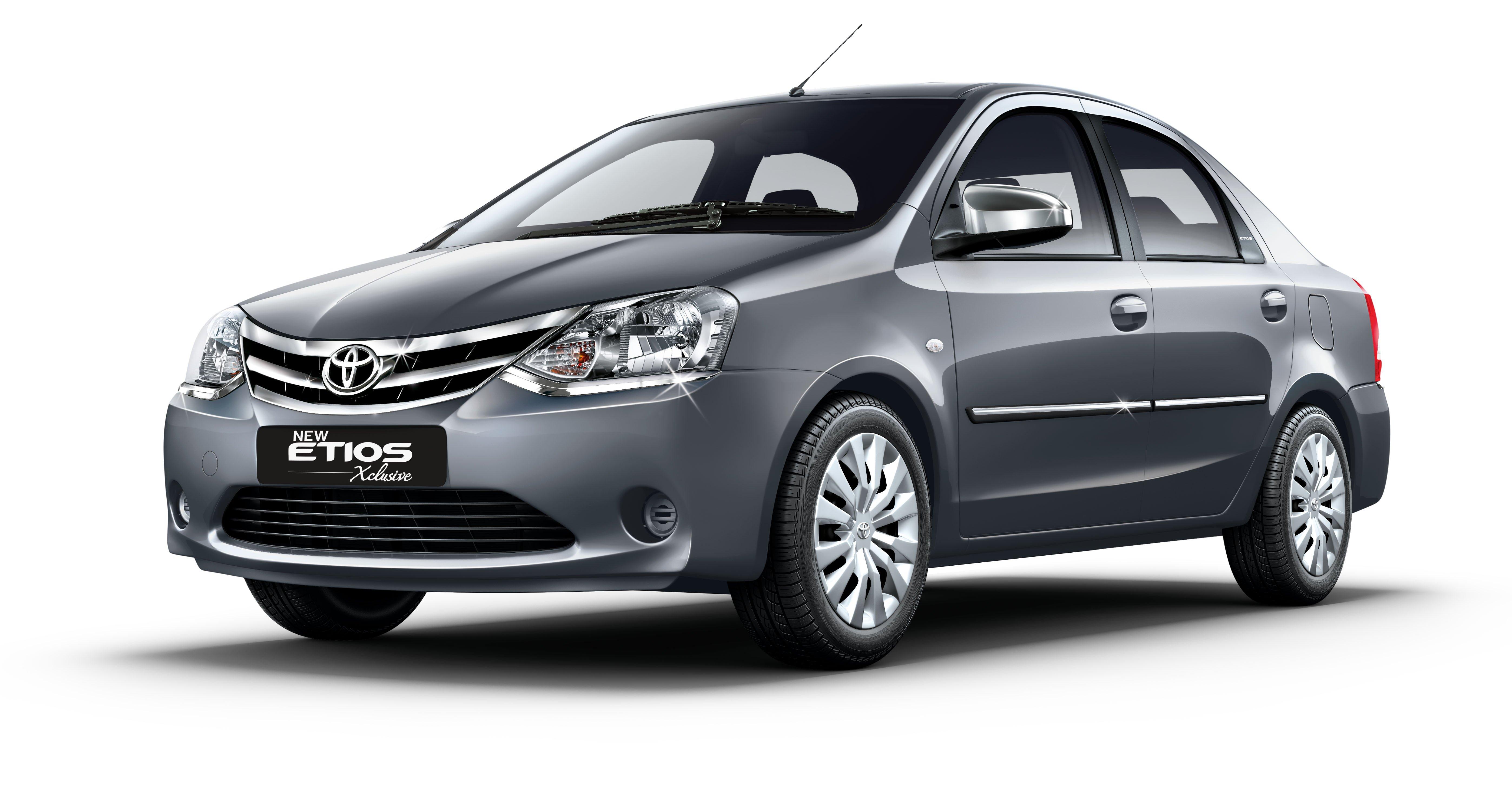 Toyota Etios Xclusive Special Edition Price