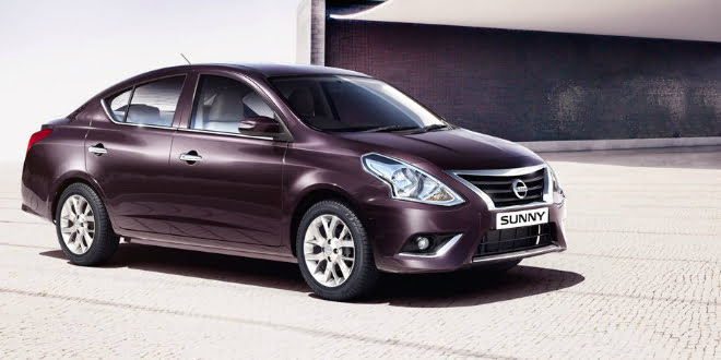Nissan Sunny Facelift Featured Image