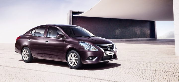 car discounts india Nissan Sunny