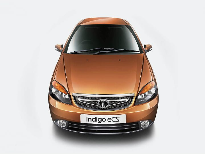 Tata Indigo eCS Front