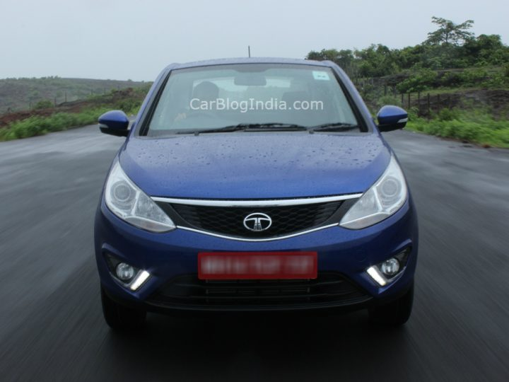 Tata Zest with the Tata Revotron 1.2T