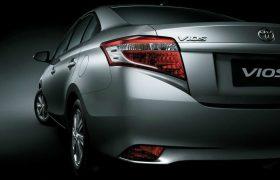 Toyota Vios Taillight