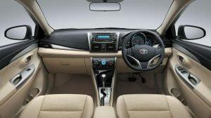 Toyota Vios Interior