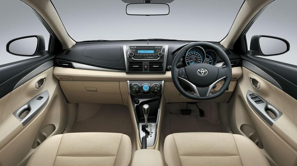 Toyota Vios India Launch, Price, Images | Upcoming Toyota Sedan in India Toyota Vios Interior