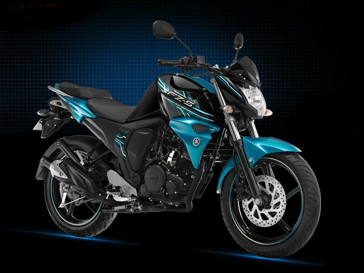 Best 150cc Bikes in India - Yamaha FZ-S FI