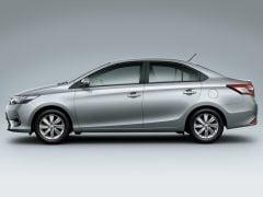 Toyota Vios Side