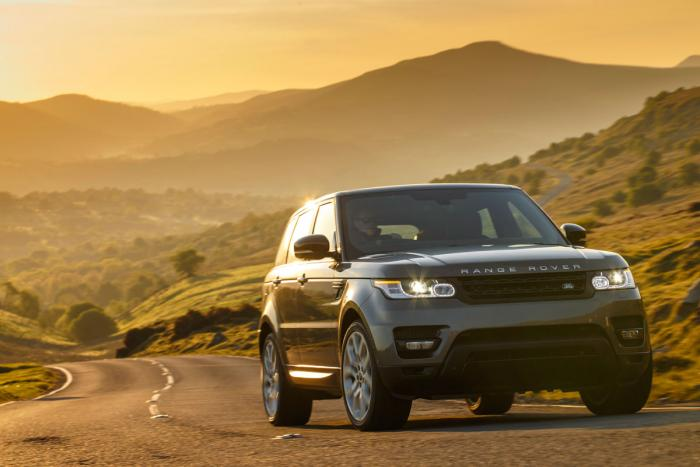 2015 Range Rover and Range Rover Sport revealed