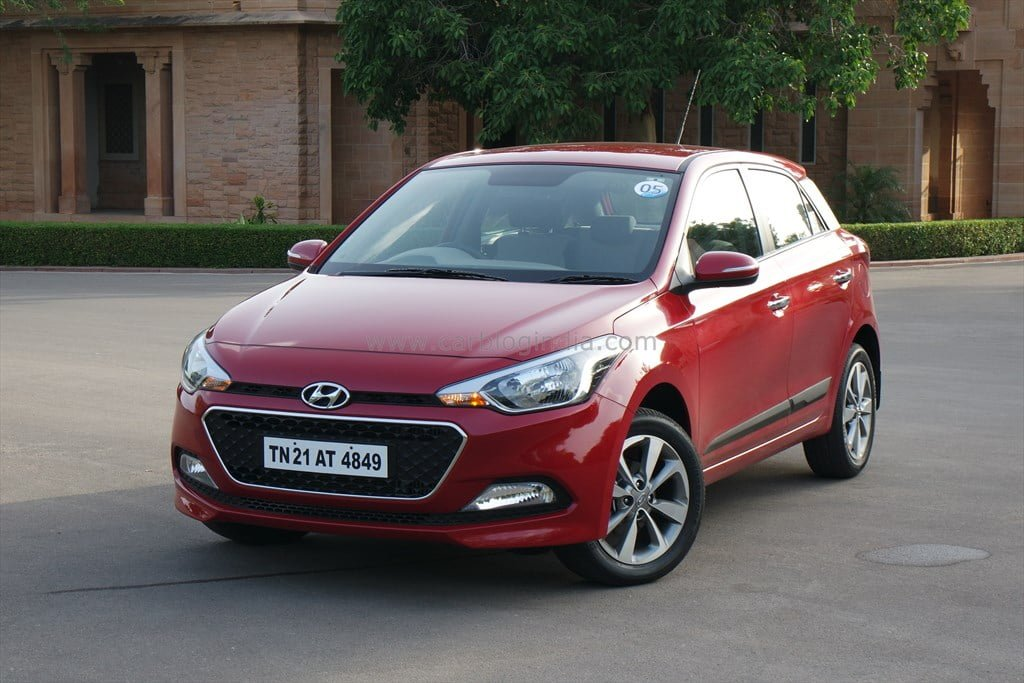 2014 Hyundai Elite I20 Review 1