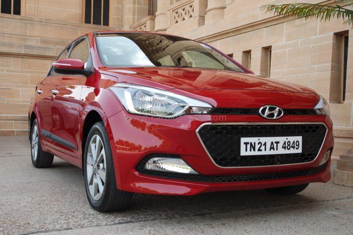Hyundai Elite i20 Automatic