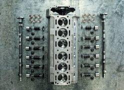 2014 Jaguar Lightweight E-Type Dissambled Engine