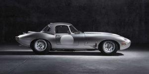 2014 Jaguar Lightweight E-Type Featured Image