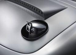 2014 Jaguar Lightweight E-Type Fuel Cap