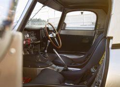 2014 Jaguar Lightweight E-Type Interior Cabin Left Side